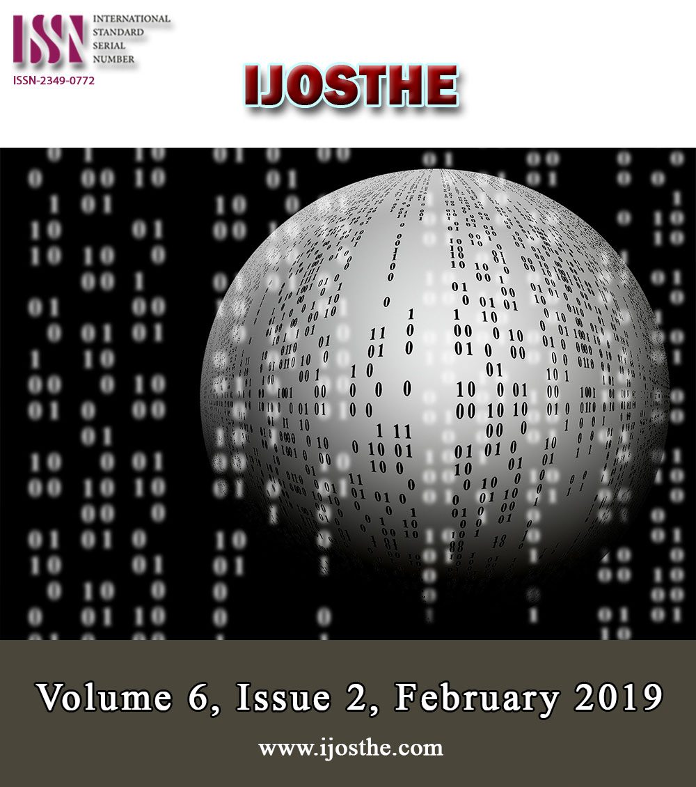 View Vol. 6 No. 1 (2019): Volume 6, Issue 1, February 2019