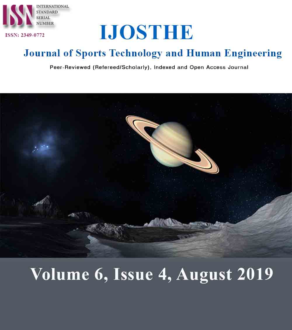 View Vol. 6 No. 4 (2019): Volume 6, Issue 4, August 2019